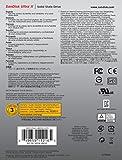 SanDisk SDSSDHII-480G-G25 Ultra II SSD 480 GB Sata III 2.5 inch Internal SSD up to 550 MB/s Bild 2
