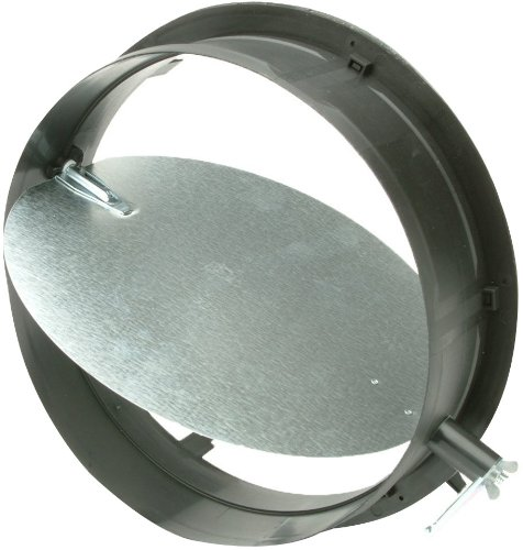 Speedi-Collar SC-12D 12-Inch Diameter Take Off Start Collar with Damper for HVAC Duct Work Connections