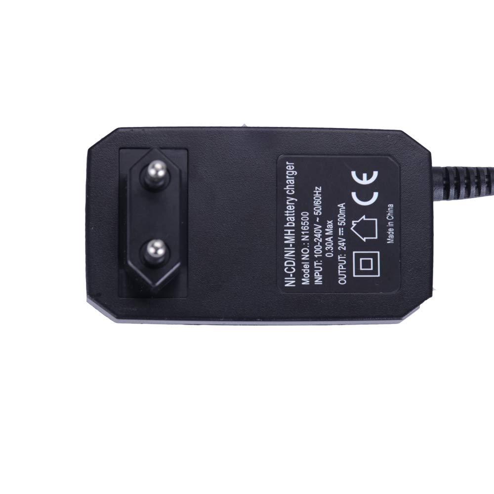 18V HPB18-OPE HPB18 HPB14 HPB12 HPB96 Ni-CD Ni-MH bater/ía Cargador para Black /& Decker 9.6V