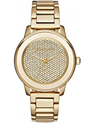 MICHAEL KORS Kinley Pavé Gold-Tone Watch LIMITED EDITION