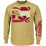 San Francisco 49ers Gold Critical Victory VIII T-shirt