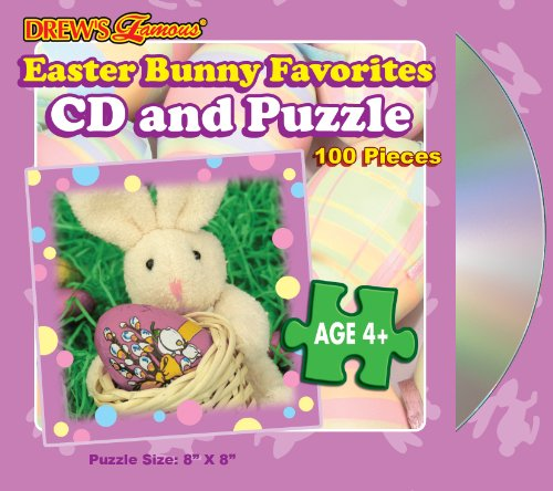 EASTER FUN PUZZLE & CD