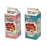 Benchmark USA 82002 Cotton Candy Sugar Floss - Bubblegum