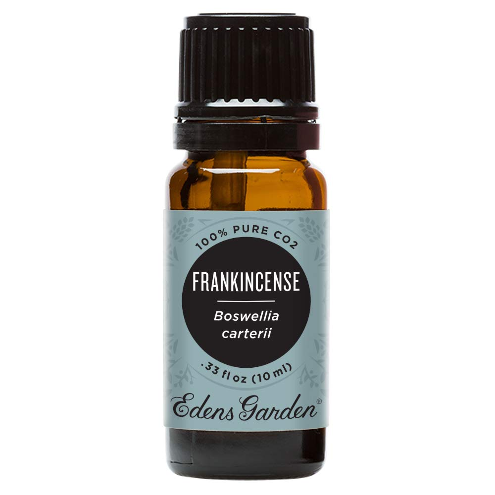 Edens Garden CO2 Frankincense, Essential Oil Synergy Blend, 100% Pure Therapeutic Grade, 10 ml