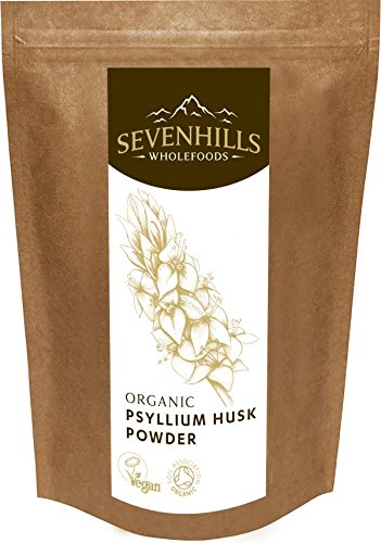Sevenhills Wholefoods Cáscara De Psyllium En Polvo Orgánico 2kg