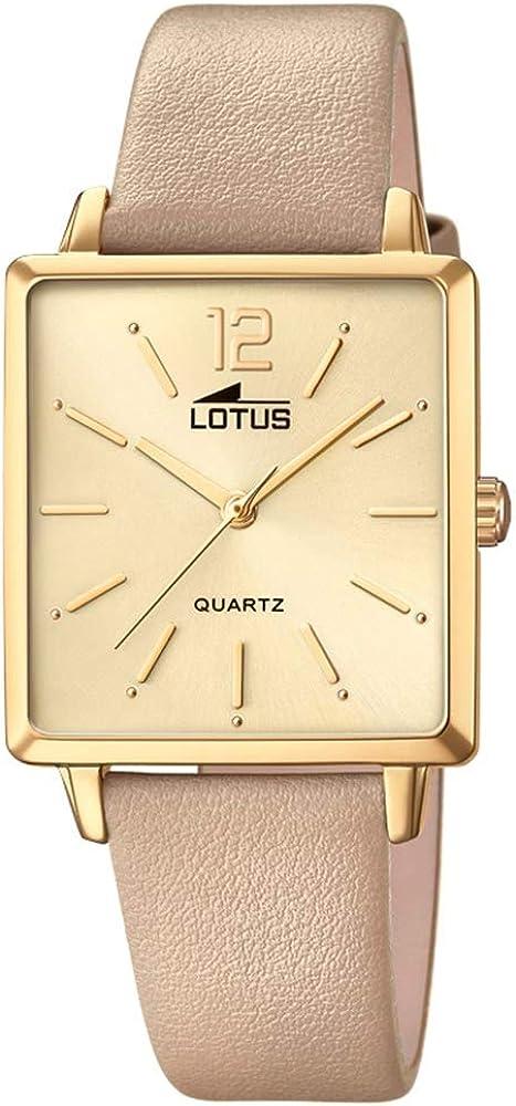 Reloj Lotus Mujer Nueva Colección 2019-2020