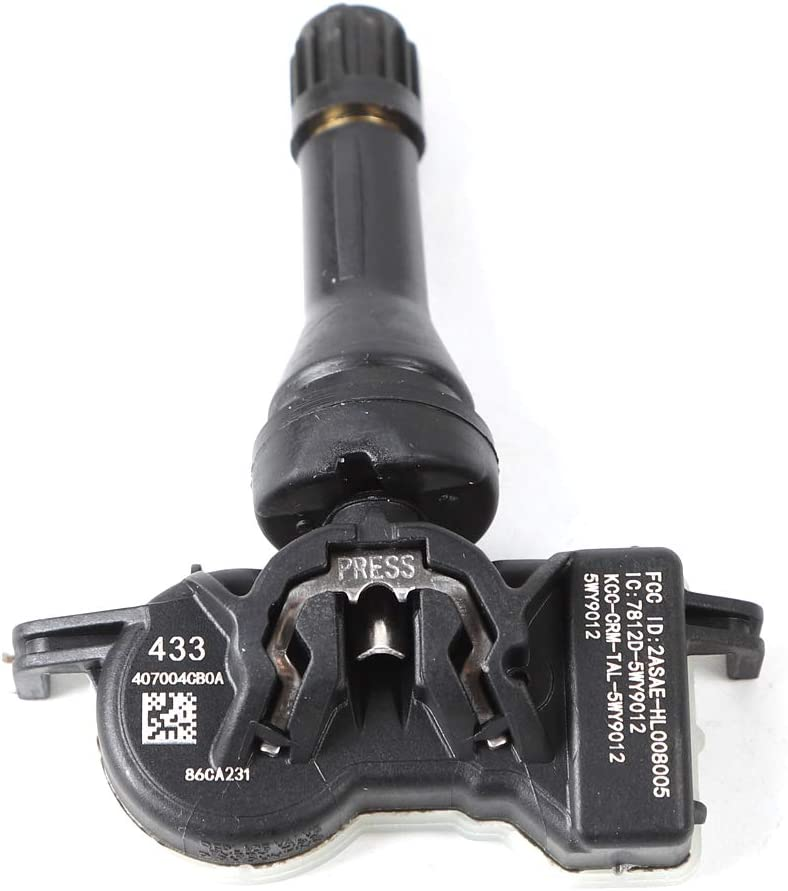 DiLiBee 4 /× RDKS sensori di Pressione Pneumatici per Renault Espace V Kadjar Megane Sc/énic 407004CB0B