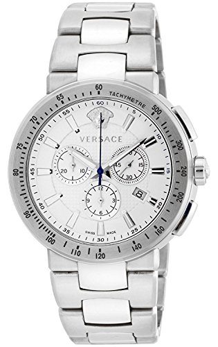 VERSACE-watch-MYSTIQUE-SPORT-white-dial-Chronograph-VFG090013-Mens-parallel-import-goods