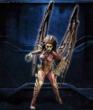 Starcraft Ii Premium Series 2 Collector Action Figure Queen