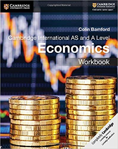 Book Cambridge International AS and A Level Economics Workbook