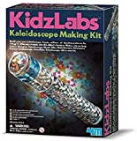 4M Kidzlabs Kaleidoscope Making Kit - Optical Light Physics Stem Toys Craft Gift for Kids & Teens, Boys & Girls