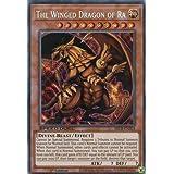 The Winged Dragon of Ra - SBCB-EN203 - Secret Rare - 1st Edition