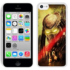 Beautiful And Unique Designed With Monster Warrior Laser Weapons (2) For iPhone 5S Phone Case