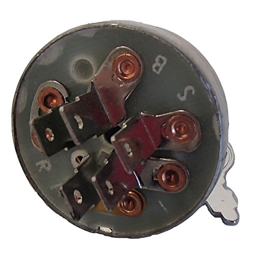 AM103286New Ignition Switch For John Deere Mower 110 112 120 140 200 208 210 + (200 Deere Tractor John)