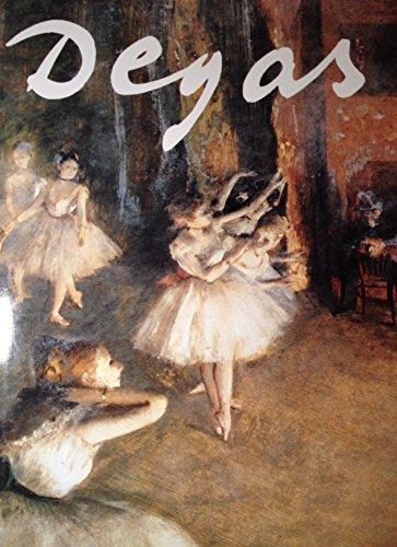 Degas (Phidal Art