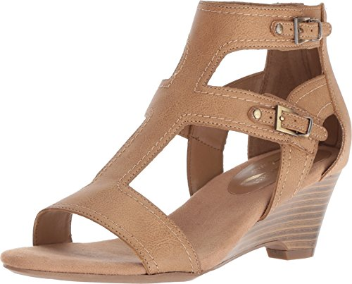 - Aerosoles A2 Women's Maypole Tan 7 B US