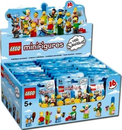 LEGO The Simpsons Minifigures The Simpsons Minifigures Mystery Box