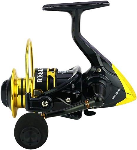 WNJYO Carretes para Pesca Spinning Carretes Carrete de Pesca de ...