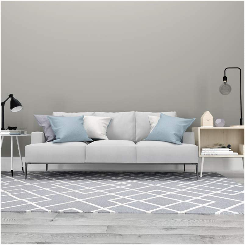 YEELE 10x8ft Living Room Interior Backdrop Modern Sofa with Chandilier in Mountain Villa Photography Background Home and House Design Apartment Hotel Room Decoration Photoshoot Props Digital Wallpaper