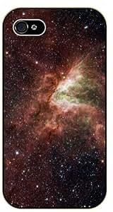 Diy For SamSung Galaxy S5 Mini Case Cover parkling space - black plastic Space, Stars, Fantasy