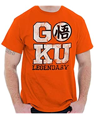 Goku Dragon Shirt | Ball Workout Legendary Z Gym Saiyan Super T-Shirt Tee