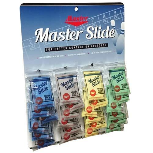 Master Slide - Master Slide Shoe Conditioner 24 Card