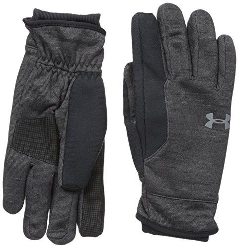 Under Armour Men's Elements 3.0 Gloves, Black (001)/Graphite, Large