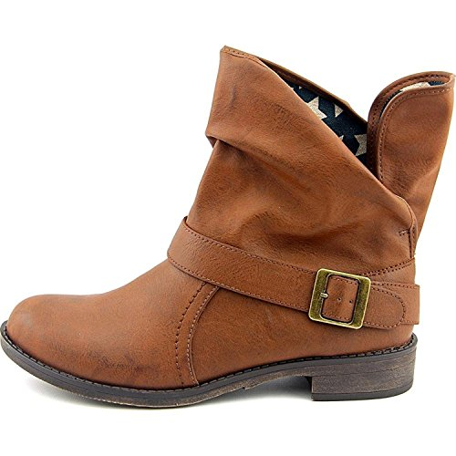Rag Cognac Womens Ankle Fashion Boots Closed Toe Caden American 6Ad5xwq86