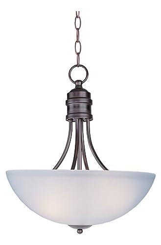 Amazon.com: Pendants - Lámpara de techo con 3 focos (acabado ...