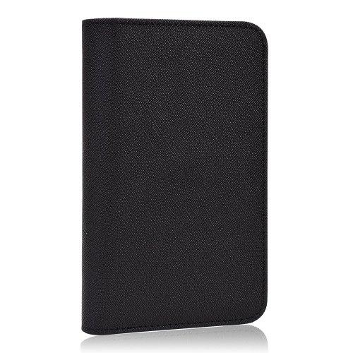 Kroo magnétique portefeuille, noir, Apple iPhone 5c