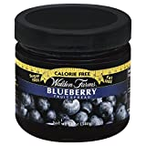 Walden Farms Blueberry Fruit Spread, 12 Ounce - 6 per case