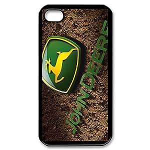 iPhone 4,4S Custom Cell PhoneCase John Deere Case Cover WWRF33980