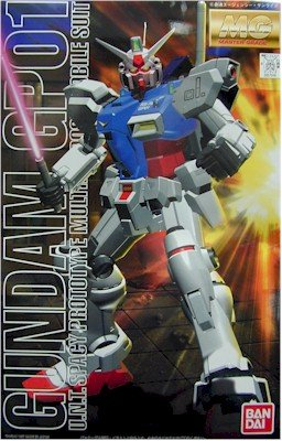 Gundam Scaletoyjapan 78gp01 Gp01 Rx 1100 Import Mg TlFJcK13