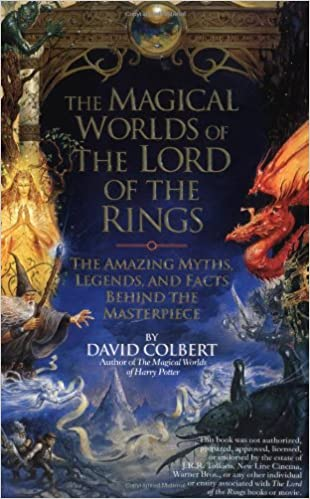 The Magical Worlds of Lord of the Rings: The Amazing Myths ...