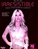 "Jessica Simpson....""Irresistible""....Sheet Music."