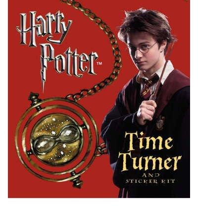 Download Harry Potter Time Turner Sticker Kit (Running Press Mega Mini Kits) pdf