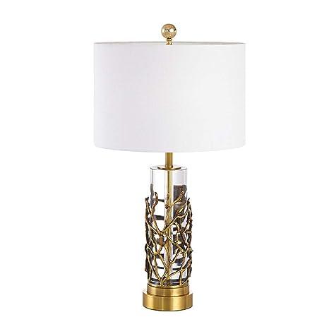 Moderno Minimalista Lámpara de Mesa de Noche, Pantalla de ...