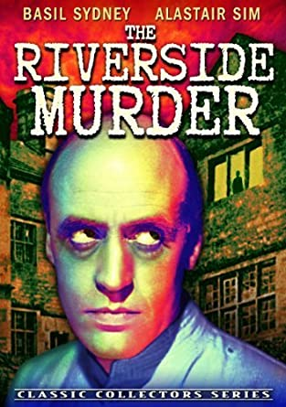 Amazon com: Riverside Murder by Basil Sydney: Basil Sydney