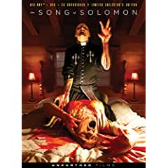 The Song Of Solomon arrives on Blu-ray and DVD August 15 from Unearthed Films and MVD Entertainment