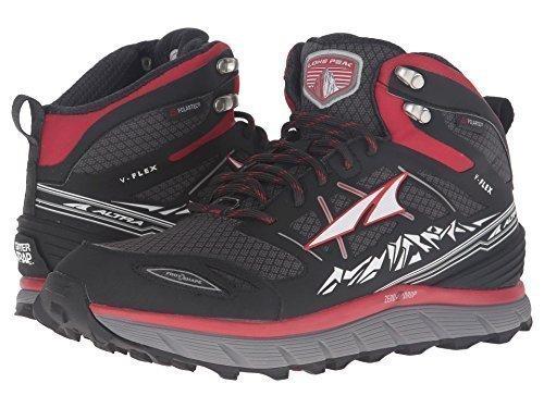 Altra Lone Peak 3.0 Mid Neo Shoe - Men's Red 13.0 -  074345787483