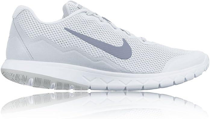 Nike - Zapatillas de Running para Mujer, Color Blanco, Talla 40.5 EU: Amazon.es: Zapatos y complementos