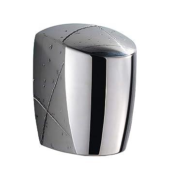 LRXG Secador de Manos Secador de Manos, secador de Sensor infrarrojo rápido de Acero Inoxidable del Hotel: Amazon.es: Hogar