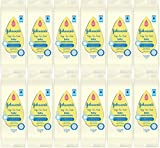 Johnson's Baby Wash Cloths Top To Toe 15s each (PACK OF 12)