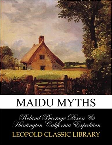 Read Maidu myths PDF, azw (Kindle), ePub, doc, mobi
