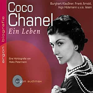 Coco Chanel: Ein Leben Hörbuch