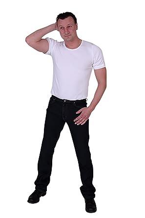 1494c65ee46135 Oklahoma Big Stretch-Jeans R144 Matrix SDN/Dark-Blue Übergrößen: Weite: