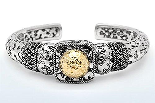 Deni Jewelry Gold Silver brace