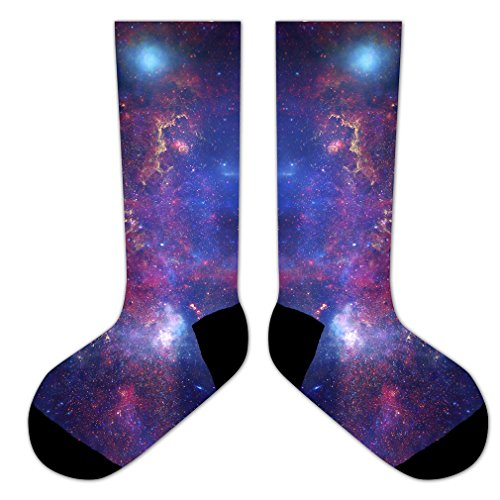 OUTER SPACE NEBULA Galaxy Polyester