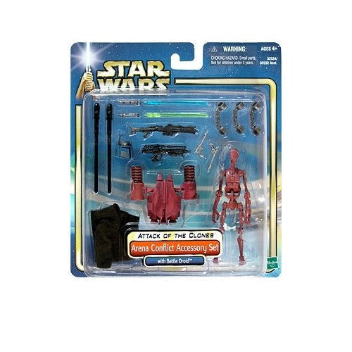 Star Wars: Episode 2 Arena Conflict Accessory Set