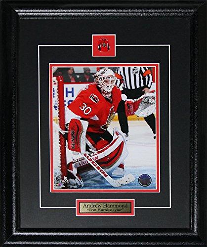 Andrew Hammond Hamburglar Ottawa Senators 8x10 - Ottawa Frames